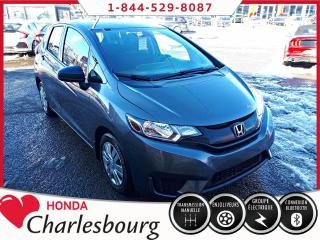Used 2015 Honda Fit DX **MANUEL*BLUETOOTH* for sale in Charlesbourg, QC