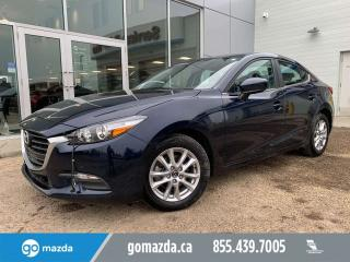 Used 2017 Mazda MAZDA3 SPECIAL EDITION UPGRADED INTERIOR HEATED SEATS for sale in Edmonton, AB