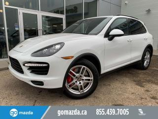 Used 2013 Porsche Cayenne TURB for sale in Edmonton, AB