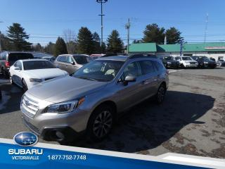 Used 2016 Subaru Outback 3.6R groupe Limited familiale 5 portes C for sale in Victoriaville, QC