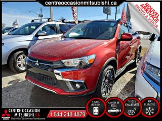 Used 2018 Mitsubishi RVR SE LIMITED AWC/4X4 2.4L for sale in Blainville, QC