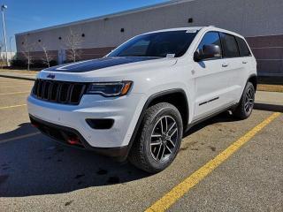 New 2019 Jeep Grand Cherokee TRLHWK for sale in Edmonton, AB
