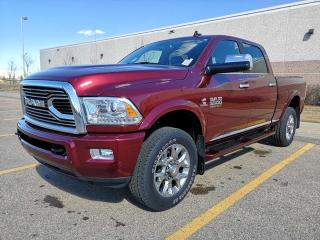New 2018 RAM 3500 Limited 4x4 Crew Cab for sale in Edmonton, AB
