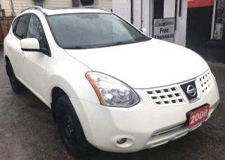 Used 2008 Nissan Rogue SL AWD for sale in St. Catharines, ON