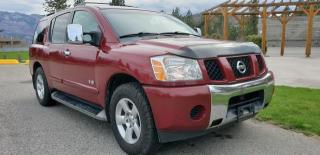 Used 2006 Nissan Armada SE 4WD for sale in West Kelowna, BC