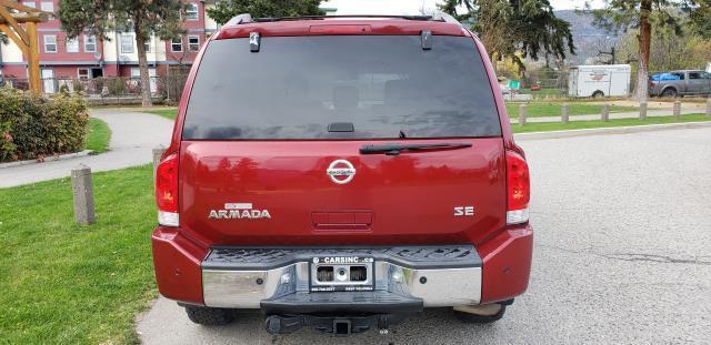 2006 Nissan Armada
