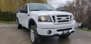 Used 2008 Ford F-150 FX4 SUPERCREW SHORT for sale in West Kelowna, BC