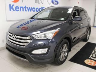 Used 2014 Hyundai Santa Fe Sport AWD Sport, Heated Power Seats, and Heated Steering Wheel, for sale in Edmonton, AB