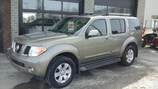 Used 2005 Nissan Pathfinder SE 4 portes, automatique, 4x4 7 Places for sale in Sherbrooke, QC