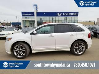 Used 2013 Ford Edge SPORT/AWD/LEATHER/BACK UP CAMERA/PANO SUNROOF for sale in Edmonton, AB
