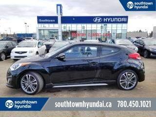 Used 2017 Hyundai Veloster TURBO/S/BACKUP CAMERA/HEATED WHEEL/LEATHER for sale in Edmonton, AB
