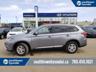 Used 2016 Mitsubishi Outlander ES/4WD/HANDSFREE/HEATED SEATS for sale in Edmonton, AB