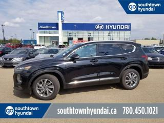New 2019 Hyundai Santa Fe PREFERRED 2.4L - Blindspot Monitors/Push Button/Safety Exit Assist for sale in Edmonton, AB
