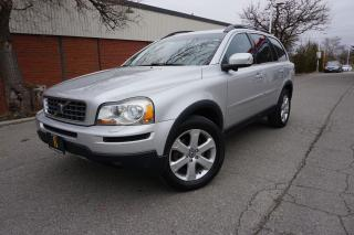 Used 2009 Volvo XC90 SPORT - 7 PASSENGER / NO ACCIDENTS / LOCALLY OWNED for sale in Etobicoke, ON