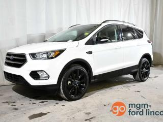Used 2018 Ford Escape Titanium for sale in Red Deer, AB