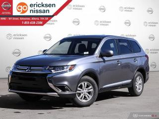 Used 2018 Mitsubishi Outlander AWD, POWER SEAT, BACKUP CAMERA for sale in Edmonton, AB