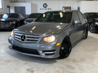 Used 2012 Mercedes-Benz C-Class C250 4 MATIC AWD|NAV|LEATHER HEATED SEATS for sale in Oakville, ON