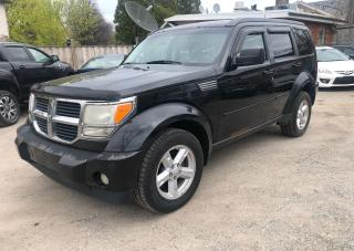 Used 2008 Dodge Nitro AS IS SPECIAL/Automatic/4x4 for sale in Scarborough, ON