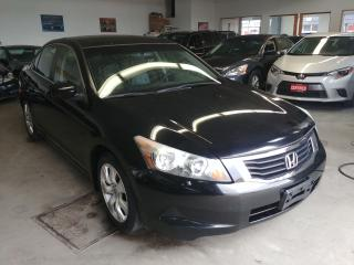 Used 2010 Honda Accord EX-L for sale in North York, ON