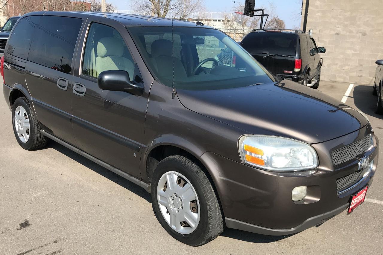 2008 Chevrolet Uplander RWB ** CRUISE, A/C, AUX. IN **
