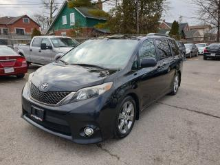 Used 2011 Toyota Sienna SE for sale in Brampton, ON