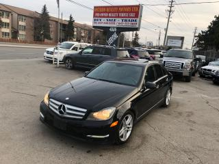 Used 2012 Mercedes-Benz C-Class C 250 for sale in Toronto, ON