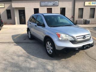 Used 2009 Honda CR-V EX,SUNROOF,ALLOY RIMS for sale in Burlington, ON