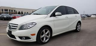 Used 2013 Mercedes-Benz B-Class Certified,2 Years WarrantyB 250 Sports Tourer for sale in Mississauga, ON