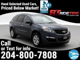 Used 2013 Chevrolet Traverse LS for sale in Winnipeg, MB