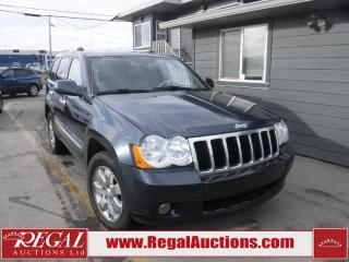 Used 2010 Jeep Grand Cherokee LTD 4D Utility for sale in Calgary, AB