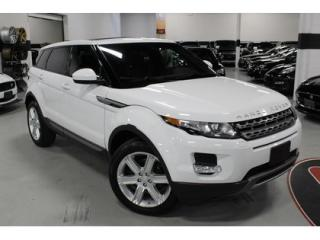 Used 2015 Land Rover Evoque Pure Plus   Navigation   Backup Camera for sale in Vaughan, ON