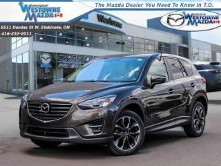 Used 2016 Mazda CX-5 GT - Leather Seats -  Memory Seats for sale in Toronto, ON