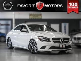 Used 2015 Mercedes-Benz CLA-Class CLA250 | 4MATIC | NAVIGATION | LEATHER for sale in North York, ON
