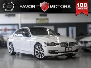 Used 2013 BMW 320i XDRIVE | NAVIGATION | BACKUP SENSORS | SUNROOF for sale in North York, ON