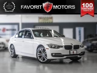 Used 2015 BMW 320i LEATHER | SUNROOF | BLUETOOTH for sale in North York, ON