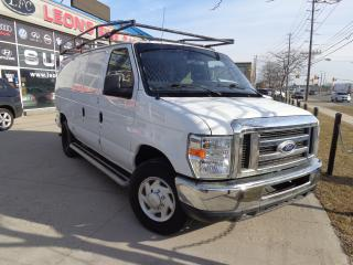 Used 2014 Ford E250 Commercial.CARGO. READY FOR WORK for sale in Etobicoke, ON