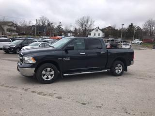 Used 2016 RAM 1500 SLT | Bench Seat | Remote Start | Hitch | Bluetoot for sale in Mitchell, ON