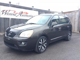 Used 2012 Kia Rondo EX w/3rd Row and Sunroof for sale in Stittsville, ON