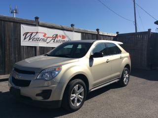Used 2011 Chevrolet Equinox LS for sale in Stittsville, ON