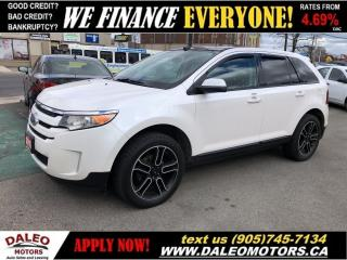 Used 2013 Ford Edge SEL | NAVI | PANO ROOF | BACKUP CAM | HEATED SEATS for sale in Hamilton, ON