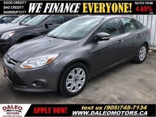 Used 2014 Ford Focus SE | POWER MOONROOF | HEATED SEATS for sale in Hamilton, ON