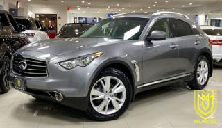 Used 2012 Infiniti FX35 LIMITED for sale in North York, ON