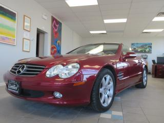Used 2003 Mercedes-Benz SL-Class 2dr Roadster 5.0L for sale in Newmarket, ON