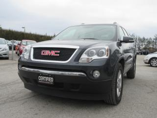 Used 2012 GMC Acadia AWD 4dr SLE2 7 PASSENGER for sale in Newmarket, ON