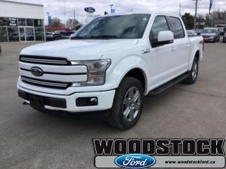 New 2019 Ford F-150 Lariat   - Navigation - Sunroof for sale in Woodstock, ON