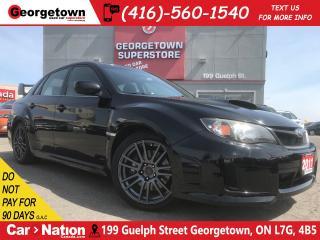 Used 2011 Subaru Impreza WRX STi ENGINE UPGRADE | M/T | RARE | 128K | COBB TUNER for sale in Georgetown, ON