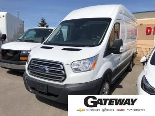 Used 2018 Ford Transit VAN Base w/Sliding Pass-Side Cargo Door for sale in Brampton, ON