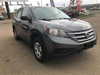 Used 2014 Honda CR-V LX AWD - Back Up Camera - Heated Seats for sale in Edmonton, AB