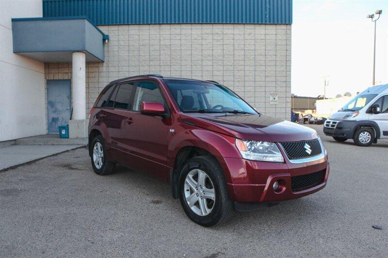 Used 2008 Suzuki Grand Vitara JLX for Sale in Edmonton, Alberta