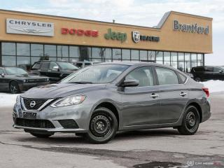 Used 2017 Nissan Sentra - $85.12 B/W for sale in Brantford, ON